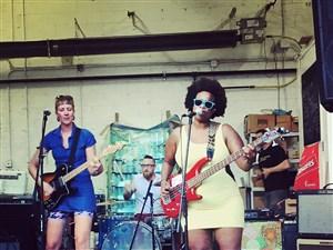 Pittsburgh band Brazilian Wax.