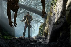 "A screen shot from Sony's ""Days Gone."""