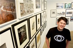 """We're a little gallery at the end of the day, so being part of an arts area that has a gravitational pull really helps us,"" executive director David Oresick says about the new home of Silver Eye Center for Photography."