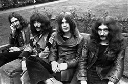 Black Sabbath in the early days.