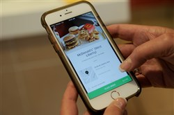 "McDonald's is partnering with UberEATS to launch ""McDelivery"" at 44 Pittsburgh locations in the Pittsburgh area."
