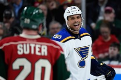 The Penguins acquired Ryan Reaves in exchange for a first-round pick Friday night.