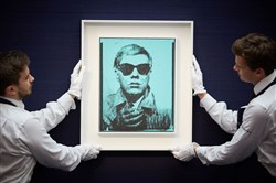 "28 June 2017: Moments ago at Sotheby's in London, a work from Andy Warhol's very first series of self-portraits just sold for £6 million / $7.7 million. The work appeared at auction for the first time this evening, 30 years after the artist's death in 1987.   ""In the age of Instagram, Warhol's fabled prediction that 'in the future, everyone will be world-famous for 15 minutes' has never felt more prophetic, and the artist's first self-portraits - created using a strip of photographs taken in a New York dime store photo-booth - have never felt more relevant to contemporary culture. This is a work of immense art historical importance that marks the watershed moment when Warhol joined the canon of the greatest self-portraitists."" - James Sevier, Senior Specialist, Contemporary Art"