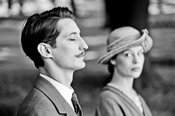 "Pierre Niney and Paula Beer in ""Frantz."""