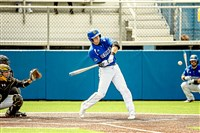Nick Patten, formerly of Butler High School, is a standout infielder at Delaware and in the Cape Cod League.