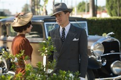 "Lily Collins as Celia Brady and Matt Bomer as Monroe Stahr help make ""The Last Tycoon"" a stylish delight."