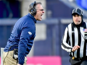 Pitt head coach Pat Narduzzi doled out some major punishments Friday afternoon.