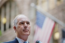 "Sen. Bob Casey said whatever motion Republicans bring to the Senate floor this week will be opposed by him.  ""I'm going to vote against the motion to proceed, and I'm going to vote against any version of this bill that they come up with,"" he pledged."