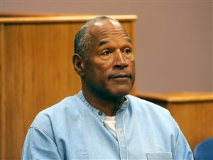 O.J. Simpson will be paroled after serving nine years in prison for a botched bid to retrieve sports memorabilia in Las Vegas.