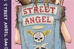 "The cover of ""The Street Angel Gang"" by Jim Rugg."