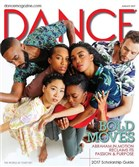 Abraham.In.Motion, the New York City-based dance company by Lincoln-Larimer native Kyle Abraham, is featured on the cover of the August issue of Dance Magazine.