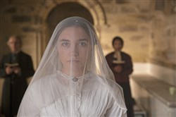 "Florence Pugh is forced into a loveless marriage in rural Northumberland in 1865 in ""Lady Macbeth."""