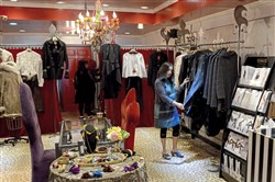 Maxalto in Shadyside is known for its eclectic mix of international fashions for a range of ages.