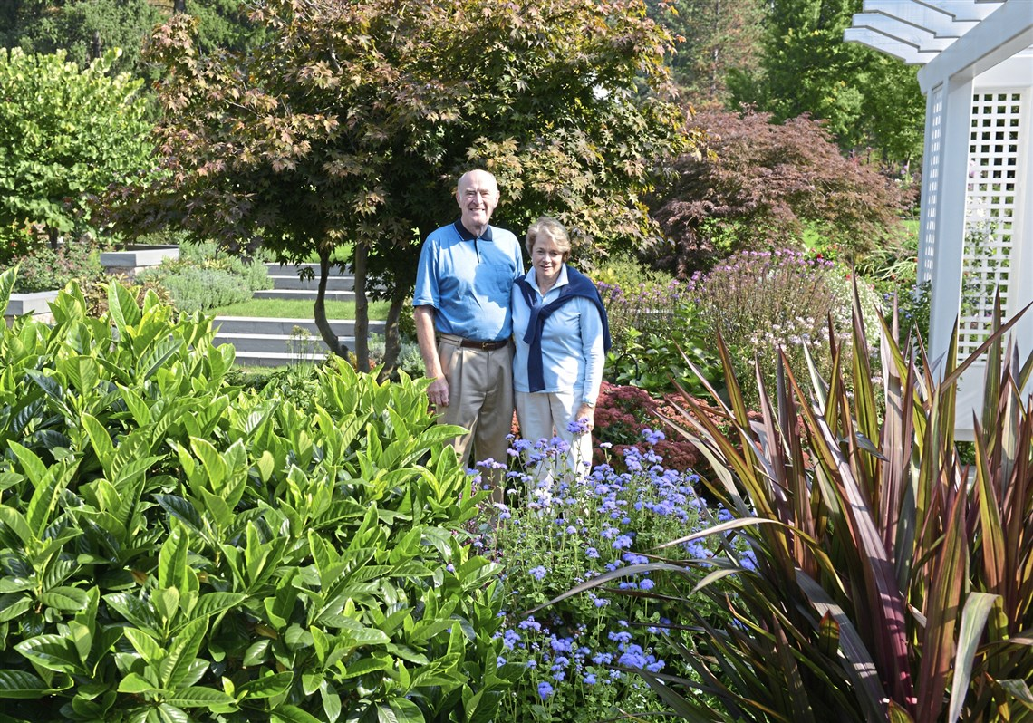 In 2013, Keith And Bobbie Smith Of Fox Chapel Were Winners Of The Great  Gardens