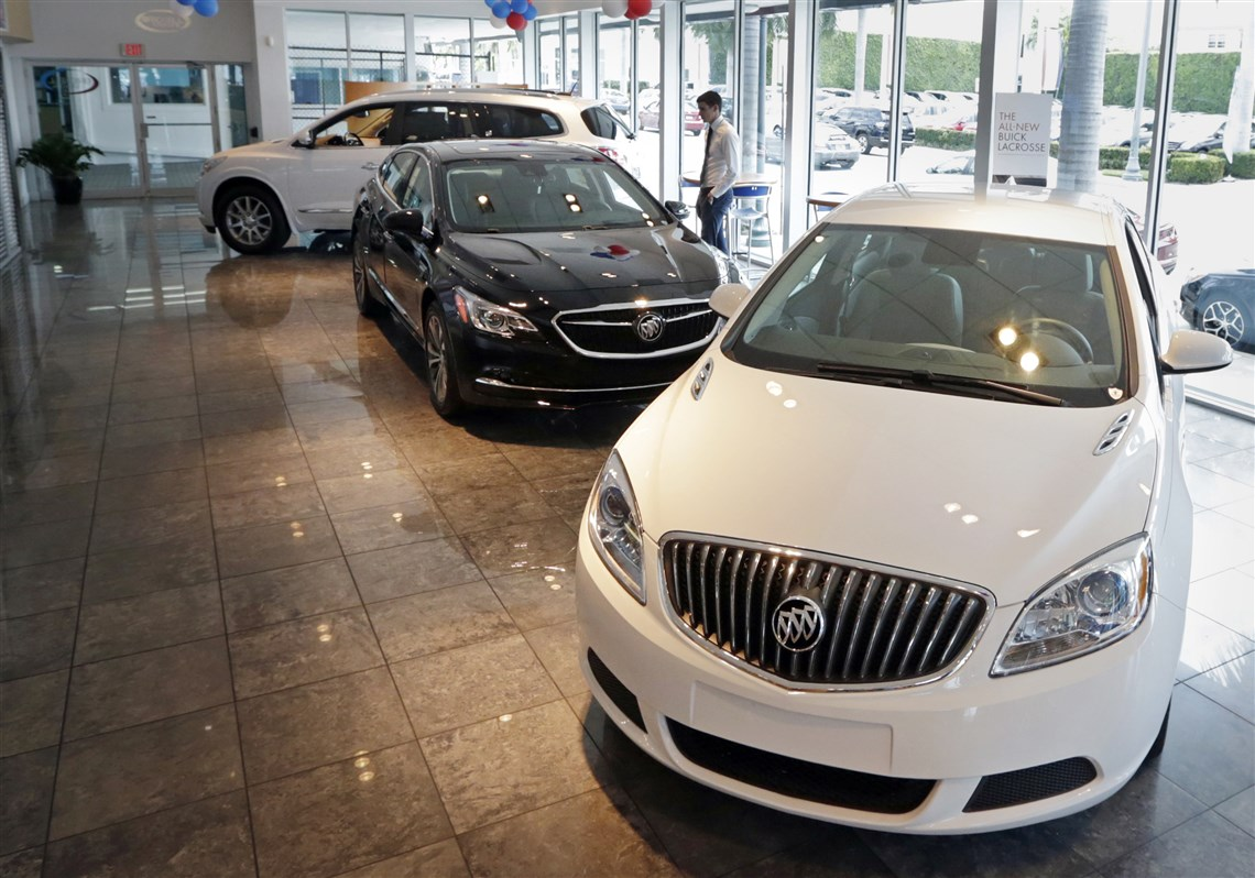 Auto Dealers Dogged By Boys Club Showrooms Costing Sales - Buick auto dealers