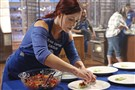 "Pittsburgh-area native Caitlin Jones takes on the always-tricky task of being team captain in this week's ""MasterChef"" on Fox."