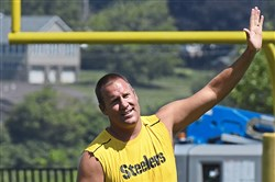 Ben Roethlisberger says he's focused solely on the upcoming season.