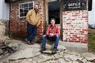 "Frank Fritz, left, and Mike Wolfe of History's ""American Pickers"" could be coming to Pittsburgh in September."