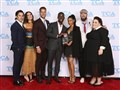 "The cast of ""This Is Us"" at the Television Critics Association."