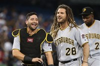 Francisco Cervelli and John Jaso