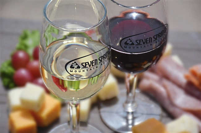 The 25th annual Wine Festival will be held this weekend at Seven Springs. More than 30 Pennsylvania wineries will be at the event along with live bands and artisans.