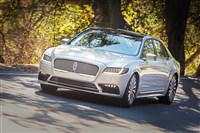 2017 Lincoln Continental. wo photos for the 8.17 edition of Driver's Seat on the 2017 Lincoln Continental. The 2017 Lincoln Continental brings back an old nameplate for a new age. It's definitely not The Grandfather Car, although grandfathers would do just fine in it.