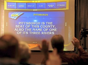 """Local does it: the """"Jeopardy!"""" audition Saturday at the Westin Convention Center on Saturday."""