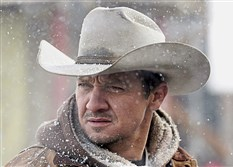 "Jeremy Renner stars in ""Wind River."""