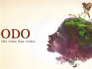"The promotional image for ""DODO,"" a new immersive project by Bricolage Production Company and Carnegie Museums of Pittsburgh."