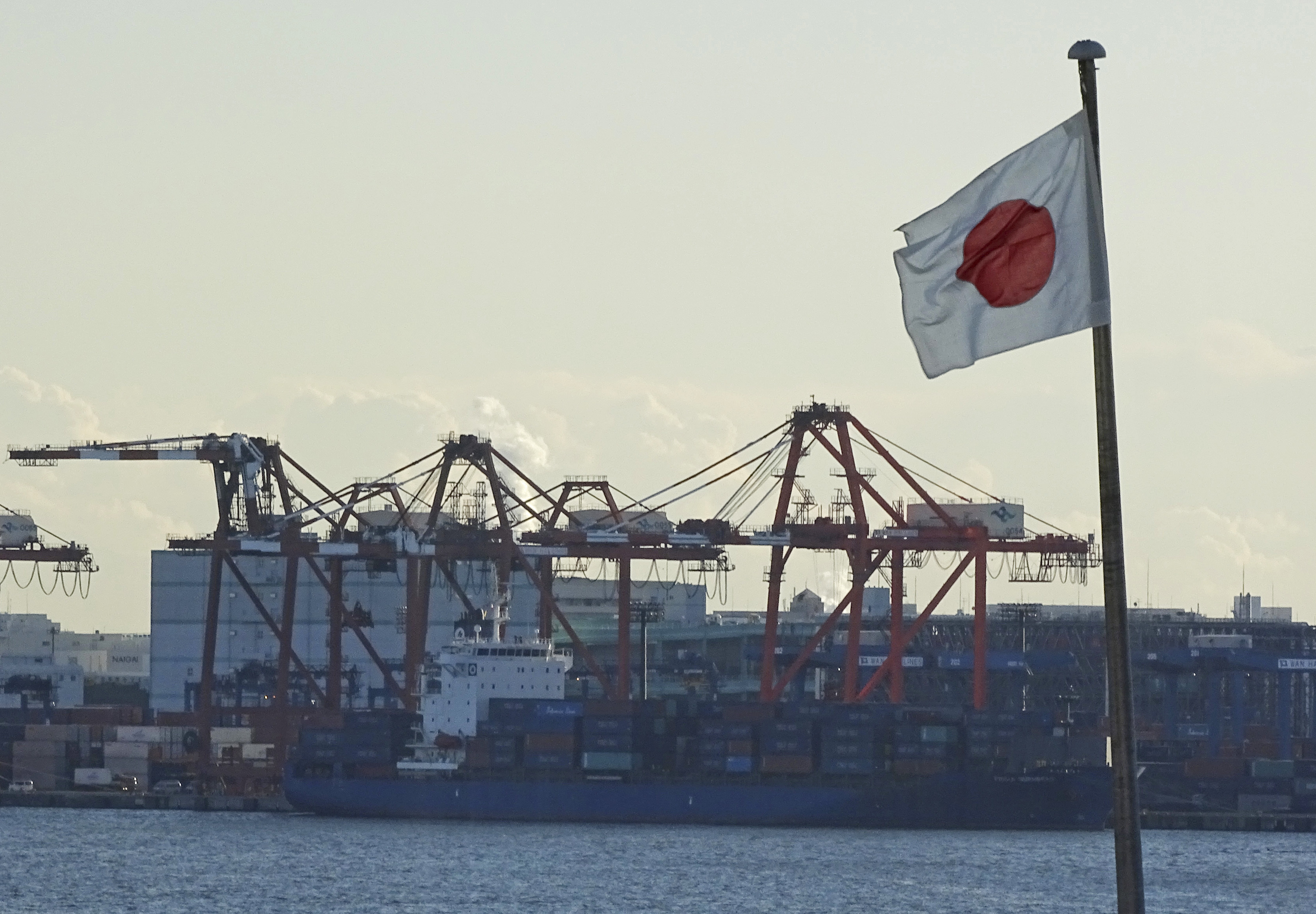 Japan's trade surges in July on strong demand in China, US