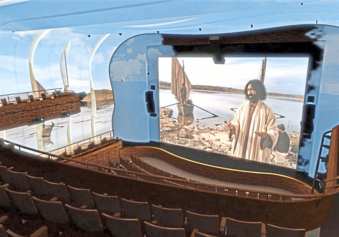monument to myth or history museum of the bible to open in