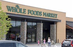 The Whole Foods Market on Siena Drive in Upper St. Clair.