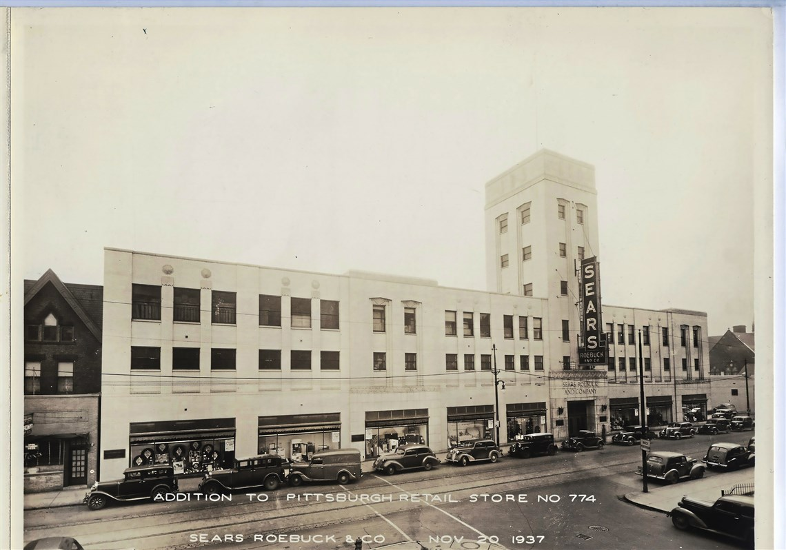 cheap firstsears sears in east liberty trimble company photographs msp  detre library u archives with sears whole home furniture stores. Sears Whole Home Furniture Stores  Lazboy Pinnacle With Sears