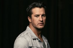 Country star Luke Bryan will hit town this weekend.
