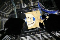 PPG Paints Arena has hosted its share of basketball in the past, including NCAA tournament games in 2015.