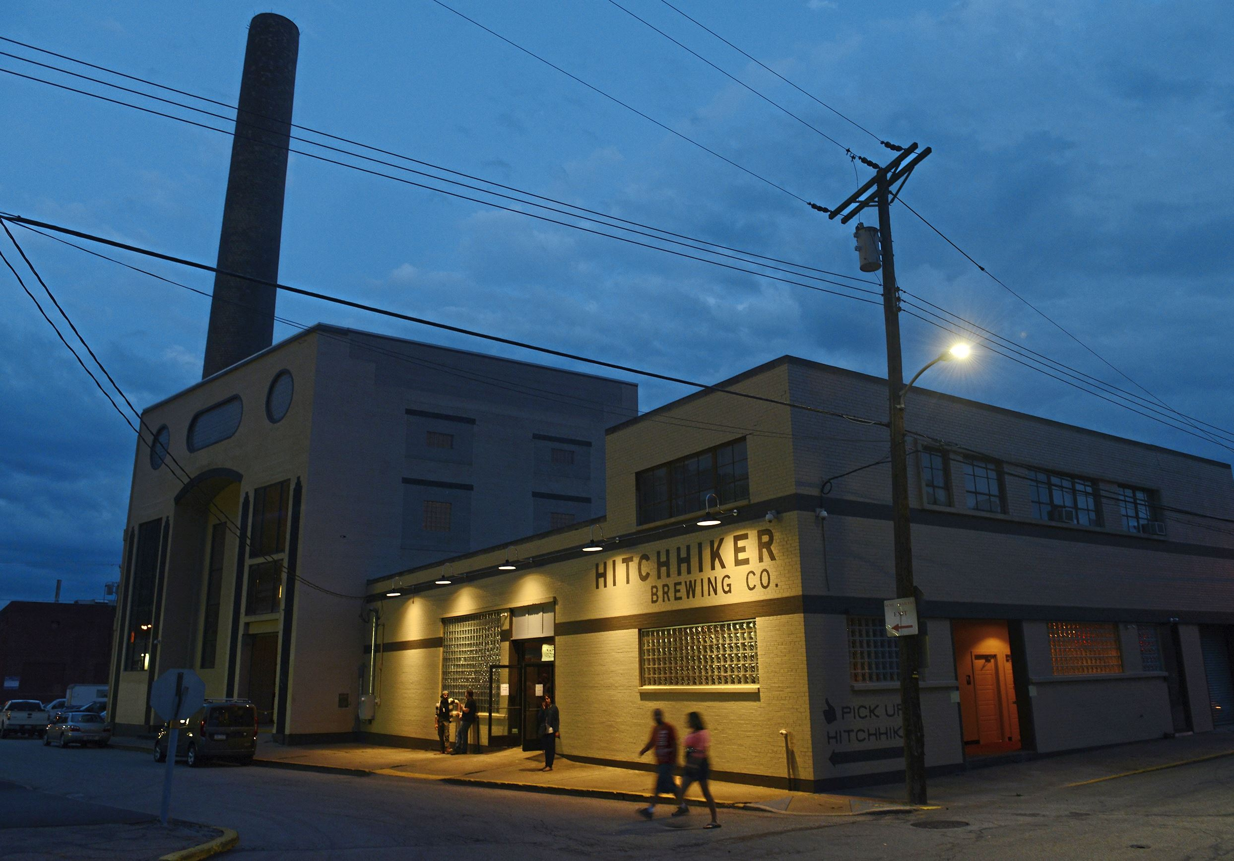 20170906rldHitchiker05-3 Hitchhiker Brewing Company celebrates the opening of its' second location with a soft launch Wednesday in Sharpsburg.