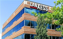 The Findlay offices of Lanxess, a German chemical company.