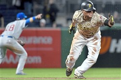 Elias Diaz' mother was kidnapped in Venezuela on Thursday.