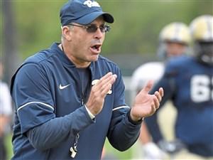 Pitt head coach Pat Narduzzi