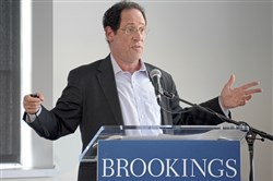 "Bruce Katz, the Centennial Scholar at the Brookings Institution discusses the report of  ""Capturing the Next Economy: Pittsburgh's rise as a global innovation city"" Wednesday, at Energy Innovation Center."