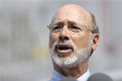 Gov. Tom Wolf said he will seek to borrow more than $1 billion against the state's liquor revenues as he grows more impatient at the Republican-led House's inability to pass a revenue measure capable of balancing the budget.