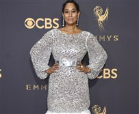 Tracee Ellis Ross in Chanel Haute Couture.