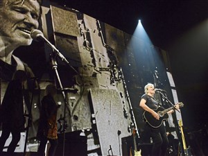 Roger Waters performs Tuesday night at PPG Paints Arena in Uptown.