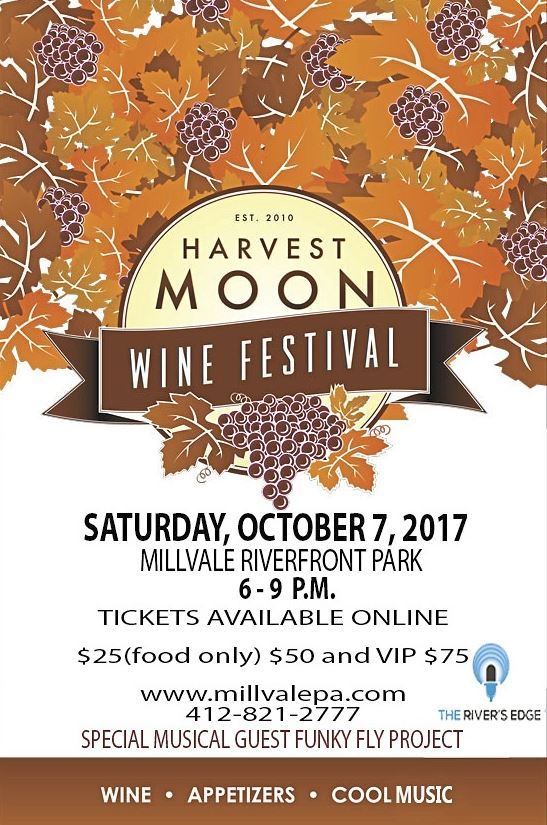 hmwf-poster11x17-web Poster for the Harvest Moon Wine Festival in Millvale.