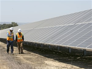 Cheap solar panels imported from China and other countries have led to a boom in the U.S. solar industry, where rooftop and other installations have surged 10-fold since 2011. But two U.S. solar manufacturing companies say the flood of imports has led one to bankruptcy and forced the other to lay off three-quarters of its workforce.