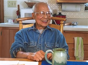 Chia-Tsun Liu talks about his experiences in Hiroshima during World War II in a 2011 interview.