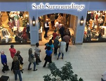 Soft Surroundings has 50-plus locations across the country. It will open its first store in Pittsburgh at Ross Park Mall in late October.