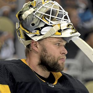 Antti Niemi had a 7.50 goals-against average in three starts with the Penguins.
