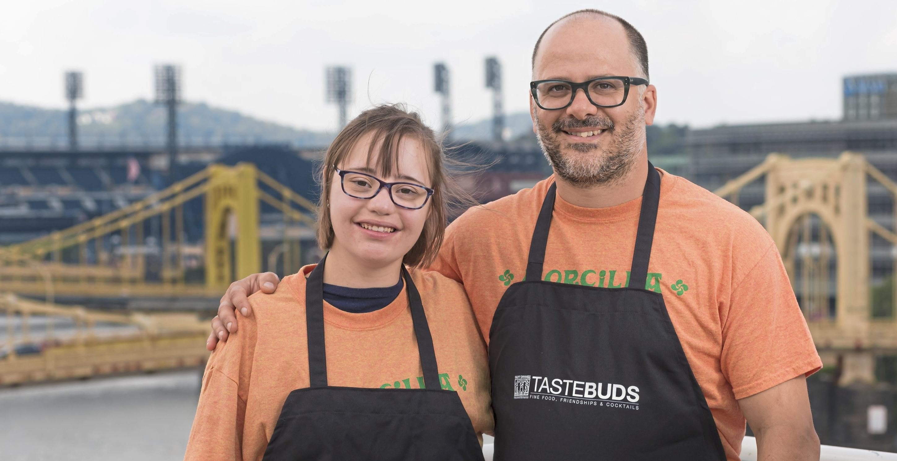 tastebuds severino Justin Severino of Cure, and Morcilla, at right, will cook with Abby Molinaro at Tastebuds in November