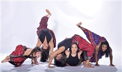 "Ananya Dance Theatre will perform ""Shyamali: Sprouting Words"" at the Kelly Strayhorn Theater in East Liberty Oct. 13-14. The piece is a new work commissioned by the theater and its national partners."
